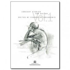 Μπουντούνης Ευάγγελος - Concert Studies 1
