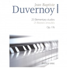 Duvernoy Jean Bapitse - 25 Elementary Studies Op.176