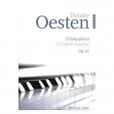 OESTEN - 25 Εύκολα κομμάτια Op.61
