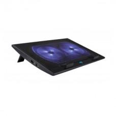 """Laptop Cooler Media-Tech MT2659 Μαύρο για Φορητούς Υπολογιστές έως 17"""""""
