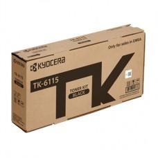 Toner Laser Kyocera Mita TK-6115 Black - 15K Pgs