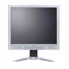 """PHILIPS used Οθόνη 190B8 LCD, 19"""" 1280x1024, VGA/DVI-D, SQ"""