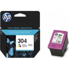 HP 304 Tri-colour (N9K05AE)